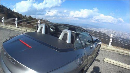 BMW Z4 景色 縮小版