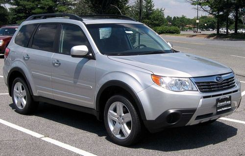 1280px-2009_Subaru_Forester_X