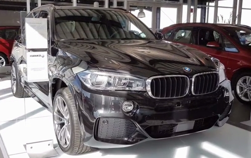 BMW X5 黒