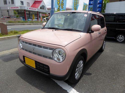Suzuki_ALTO_Lapin_X_(HE33S)_front