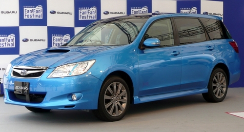 Subaru-Exiga
