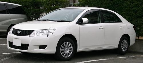 Toyota_Allion_T260