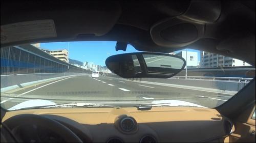 ボクスター高速道路