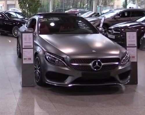 C coupe 10