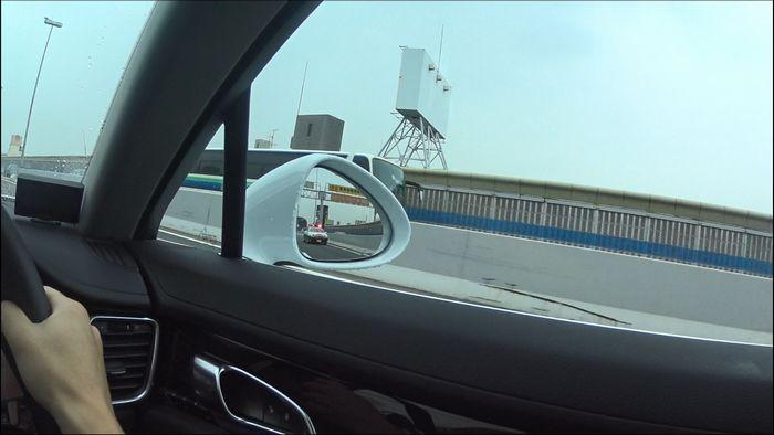 高速道路試乗withパトカー