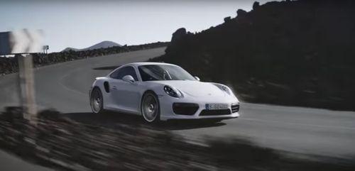 ポルシェ 911 ターボS クリップ