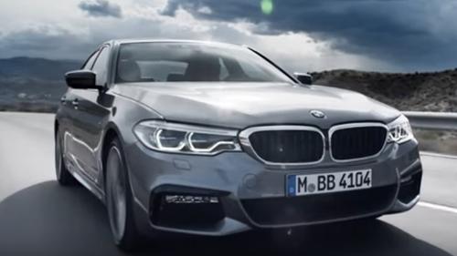 BMW5シリーズ公式